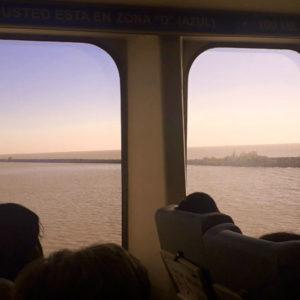 ir de buenos aires a uruguay en ferry