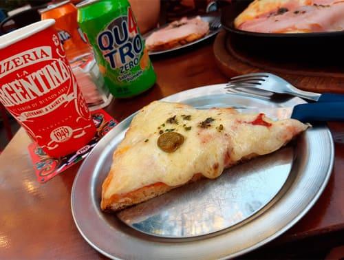 la argentina pizzería