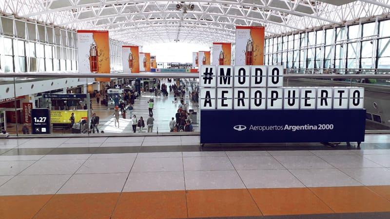 cuántos aeropuertos hay en buenos aires
