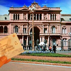 qué documentos necesito para viajar a argentina