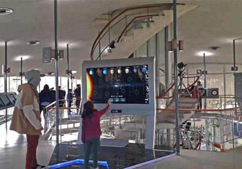 museo planetario galileo galilei